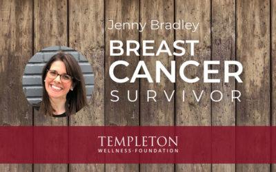 Cancer Survivor, Jenny Bradley