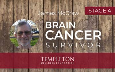 Cancer Survivor, James McCraw